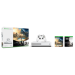 Microsoft Xbox One S 1TB Assassin's Creed Origins Bundle 1000GB Wi-Fi White