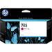 HP F9J95A (745) Ink cartridge magenta, 130ml