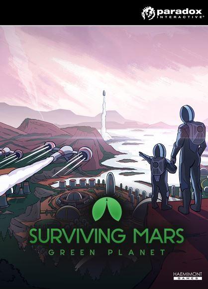 Nexway Surviving Mars: Green Planet Video game downloadable content (DLC) PC/Mac/Linux Español