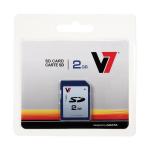 V7 2GB SD memory card