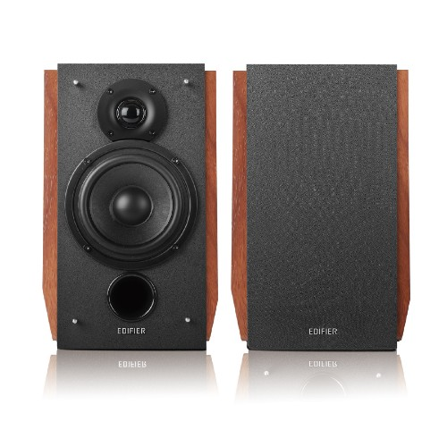 Edifier R1700BTS loudspeaker Black, Wood Wired & Wireless 66 W