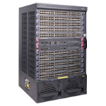 Hewlett Packard Enterprise 7510 Switch Chassis network equipment chassis