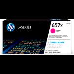 HP CF473XC (657X) Toner magenta, 23K pages