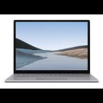 "Microsoft Surface Laptop 3 Portátil Platino 38,1 cm (15"") 2496 x 1664 Pixeles Pantalla táctil Intel® Core™ i5 de 10ma Generación 8 GB DDR4-SDRAM 256 GB SSD Wi-Fi 6 (802.11ax) Windows 10 Pro"