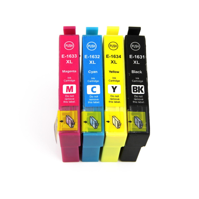 Compatible Epson T1636 Pen & Crossword Ink Cartridge Multipack