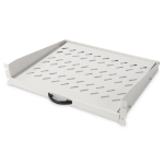 """Digitus Extendible Shelf for fixed mounting on front 483 mm (19"""") profile rails"""