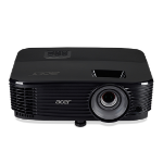 Acer Essential X1323WH data projector 3700 ANSI lumens DLP WXGA (1280x800) Ceiling-mounted projector Black