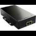 Microconnect POEINJ-95W PoE adapter Fast Ethernet, Gigabit Ethernet 55 V