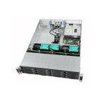 Intel JBOD2312S2SP disk array Rack (2U) Black, Silver