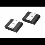 Aten UEH4102 Network transmitter & receiver 10,100,1000 Mbit/s Black