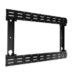 "Chief PSMH2840 103"" Black flat panel wall mount"
