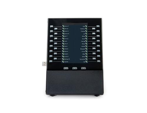 POLY VVX EM50 telephone switching equipment Black