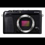Fujifilm X -E3 MILC Body 24.3MP CMOS III 6000 x 4000pixels Black