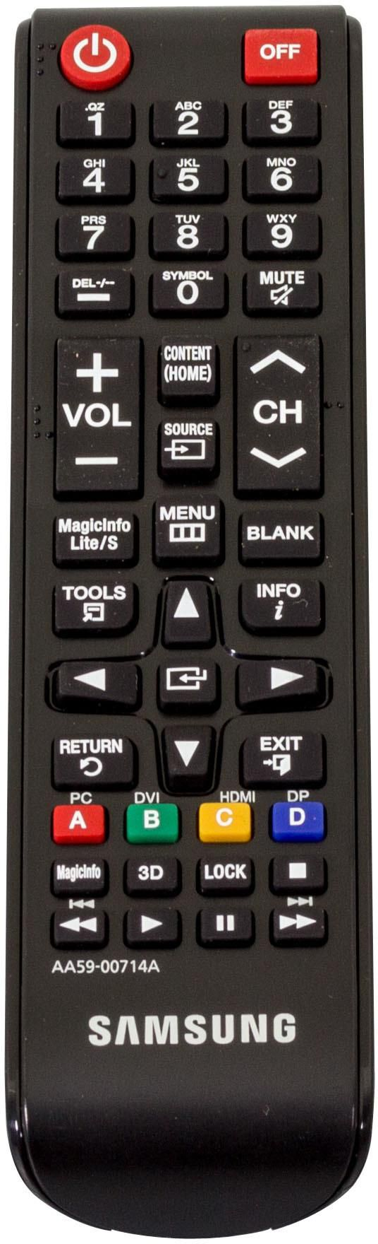 Samsung Remote Control TM1240A - Approx 1-3 working day lead.