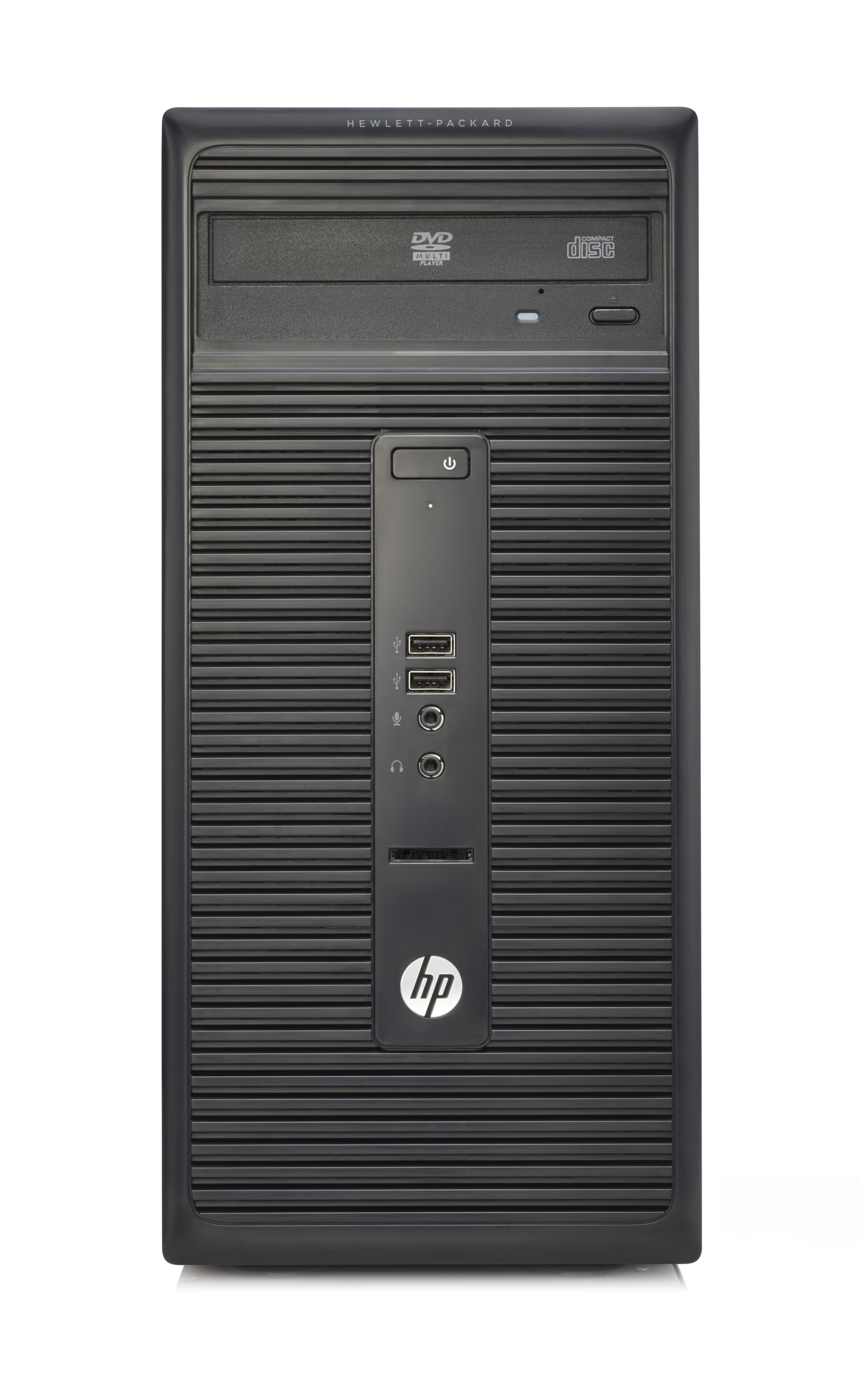 HP 280 G2 Microtower 3.2GHz i5-6500 Micro Tower Black
