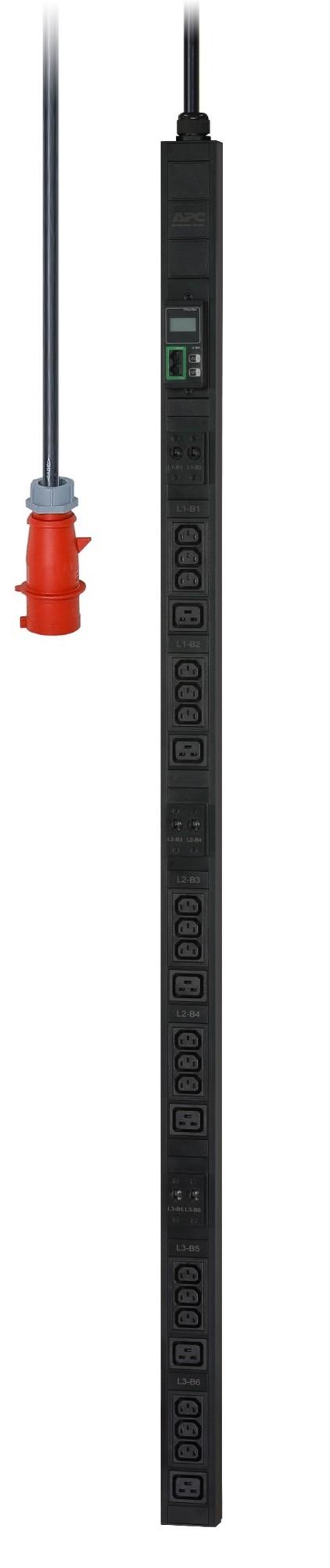 APC EPDU1232M power distribution unit (PDU) 32 AC outlet(s) 0U Black