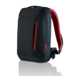 """Belkin Impulse Line Slim Back Pack notebook case 43.2 cm (17"""") Backpack case Black"""