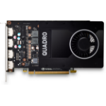 HP 6YT67AA graphics card Quadro P2200 5 GB GDDR5X