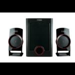 Perfect Choice bocinas 2.1 ZEN 1000 W 13W Negro altavoz