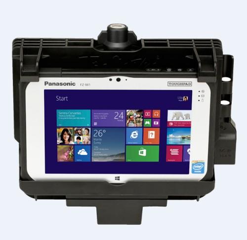 Panasonic PCPE-GJM1V01 mobile device dock station Tablet Black