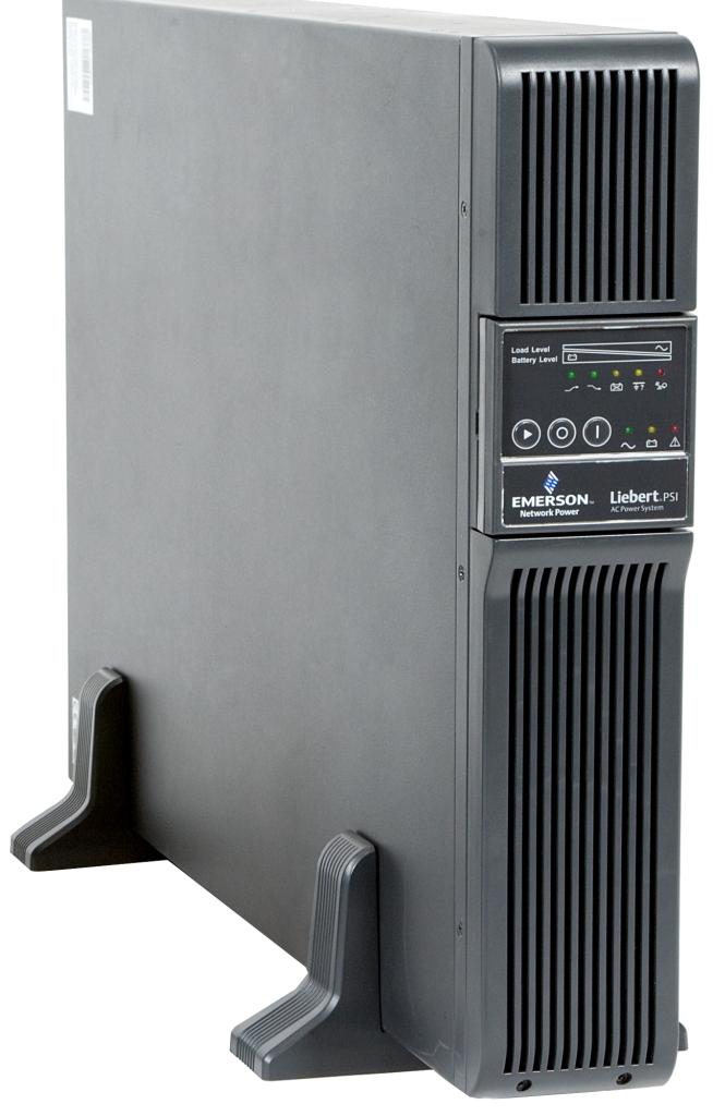 Emerson Liebert PSI XR 1000VA Rackmount/Tower Black