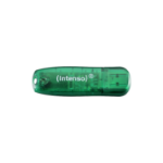 Intenso Rainbow Line USB flash drive 8 GB USB Type-A 2.0 Green