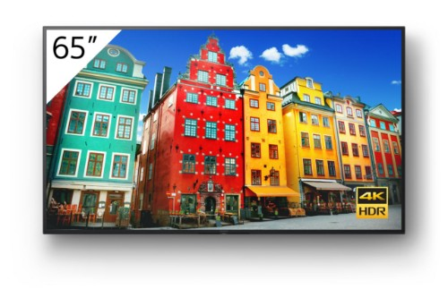 Sony FW-65BZ30J signage display Digital signage flat panel 165.1 cm (65