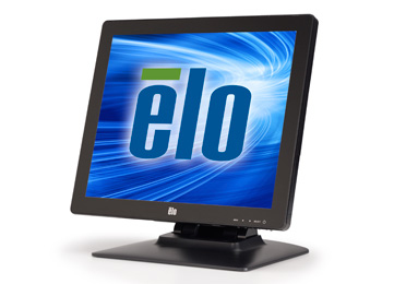 """Elo Touch Solution 1723L touch screen monitor 43.2 cm (17"""") 1280 x 1024 pixels Black"""
