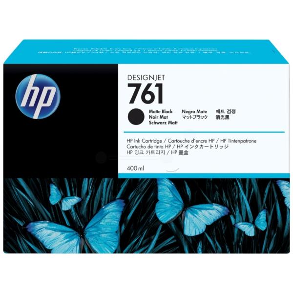 HP CM991A (761) Ink cartridge black matt, 400ml
