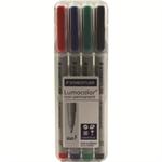Staedtler Lumocolor® universal pen calligraphy pen