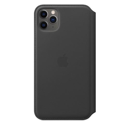 "Apple MX082ZM/A mobile phone case 16.5 cm (6.5"") Folio Black"