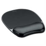 Fellowes 9112101 mouse pad Black