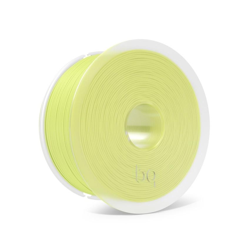 BQ EasyGo PLA 1,75mm Sulphur Yellow 1Kg 3D Printer Filament for BQ 3D Printers and all 3D / FDM prin