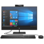 """HP ProOne 400 G6 49.5 cm (19.5"""") 1920 x 1080 pixels 10th gen Intel® Core™ i5 8 GB DDR4-SDRAM 256 GB SSD All-in-One PC Windows 10 Home Wi-Fi 6 (802.11ax) Black"""