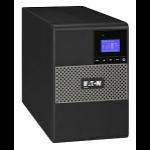 Eaton 5P1550AU 1550VA 5AC outlet(s) Tower Black uninterruptible power supply (UPS)