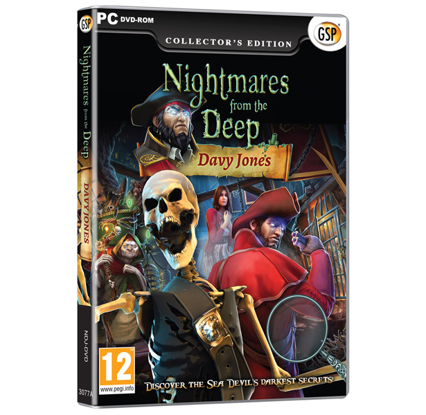 Avanquest Nightmares from the Deep - Davy Jones Collector's Edition
