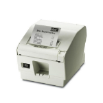 Star Micronics TSP743 II Thermal transfer White label printer