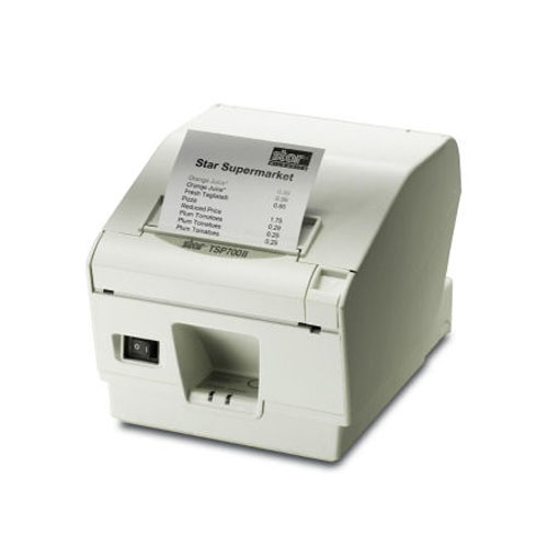 TSP743 Ii-24 No I/f - Thermal Printer- Thermal - 82.5mm - No interface - White