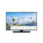 "LG 43UT661H signage display 109.2 cm (43"") LED 4K Ultra HD Digital signage flat panel Black Web OS"
