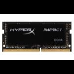 HyperX Impact HX426S16IB/32 memory module 32 GB 1 x 32 GB DDR4 2666 MHz