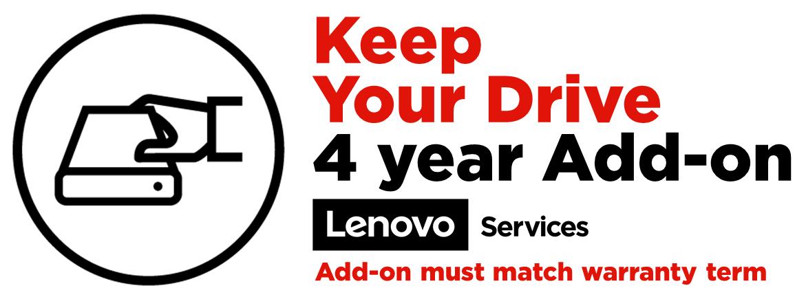 Lenovo 4Y Keep Your Drive
