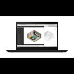 "Lenovo ThinkPad P14s Gen 2 Mobile workstation 35.6 cm (14"") Full HD 11th gen Intel® Core™ i7 16 GB DDR4-SDRAM 512 GB SSD NVIDIA Quadro T500 Wi-Fi 6 (802.11ax) Windows 10 Pro Black"