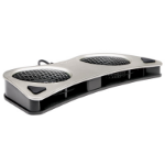 """Antec Notebook Cooler To Go notebook cooling pad 48.3 cm (19"""") 1800 RPM Gray"""