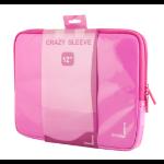 "Urban Factory MSA14UF notebook case 30.5 cm (12"") Sleeve case Pink"