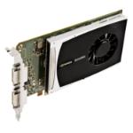 PNY VCQK2000D-PB Quadro 2000D 1GB GDDR5 graphics card