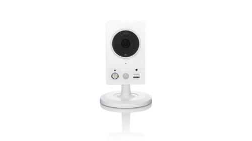 D-Link DCS-2132L IP security camera Indoor Cube White 1280 x 800pixels