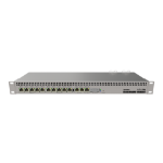 Mikrotik 1100Dx4 DudeEdition Ethernet LAN Aluminium wired router