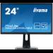 "iiyama ProLite XB2483HSU-B3 LED display 60.5 cm (23.8"") Full HD Flat Matt Black"