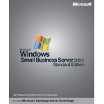 Microsoft Windows Small Business ServerStandard 2003 R2 English Disk Kit T72-01504