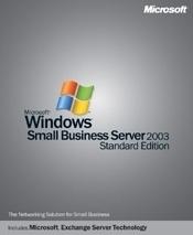 Microsoft Windows Small Business ServerStandard 2003 R2 English Disk Kit